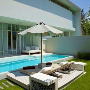 SALA Phuket Mai Khao Beach Resort: Garden Pool Villa