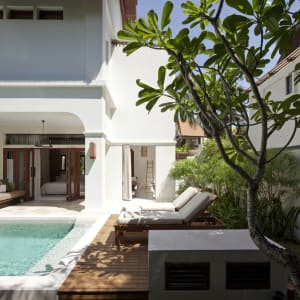 SALA Samui Choengmon Beach Resort in Ko Samui: Garden Pool Villa