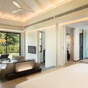 The ShellSea Krabi: Garden Pool Villa | Living room