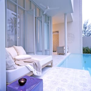 SALA Phuket Mai Khao Beach Resort: Garden Pool Villa | Terrace & Pool