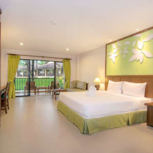 The Leaf Oceanside by Katathani in Khao Lak: Garden Room