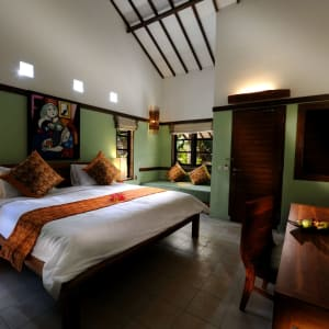 Cocotinos à Lombok: Garden Room Gardenview
