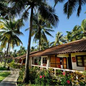 Cocotinos à Lombok: Garden Room Ocean/Poolview
