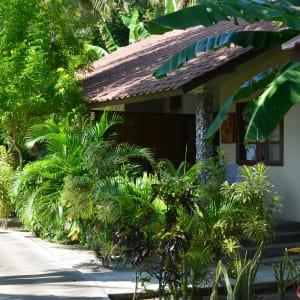 Cocotinos in Lombok: Garden Room Ocean/Poolview