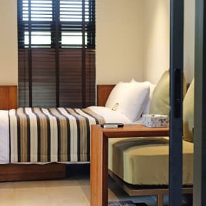 The Henry Hotel à Manille:  Garden Suite