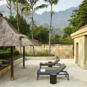 Amanjiwo à Yogyakarta: Garden Suite