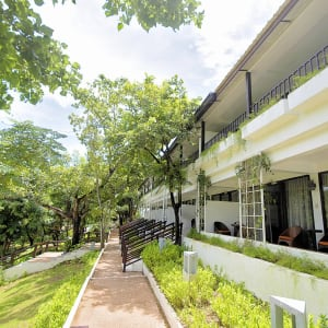 Club Paradise Palawan: Garden Suite | Veranda