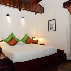 Angkor Village Hotel à Siem Reap: Garden View