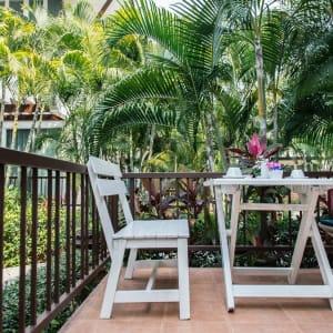 Laksasubha Hua Hin: Garden View | Terrace
