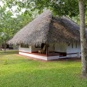 Marari Beach Resort à Mararikulam: Garden Villa   Exterior