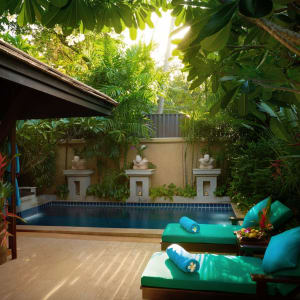Bo Phut Resort & Spa in Ko Samui: Garden Villa - Plunge Pool