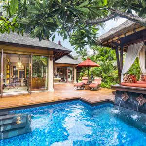 The St. Regis Bali Resort in Südbali: Gardenia Villa | Private Pool