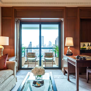 The Peninsula Bangkok: Grand Balcony Room