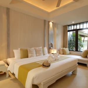 Melati Beach Resort & Spa in Ko Samui: Grand Deluxe