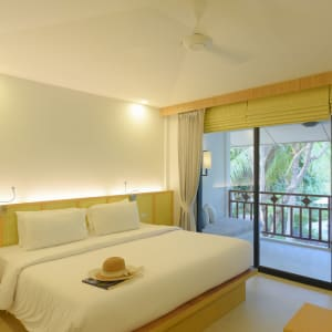 Paradise Beach Resort in Ko Samui: Grand Deluxe