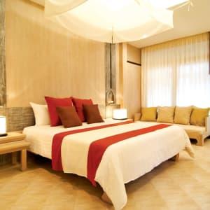 Melati Beach Resort & Spa in Ko Samui: Grand Deluxe   Bedroom 2nd Floor