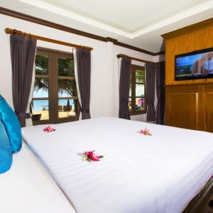 Fair House Beach Resort & Hotel à Ko Samui: Grand Deluxe Bungalow | Bedroom