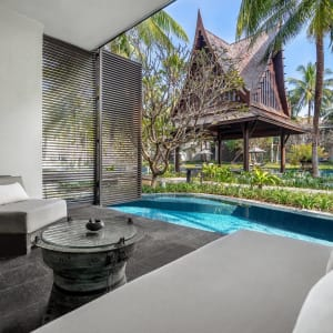 Twinpalms Phuket: Grand Deluxe Lagoon Pool Room