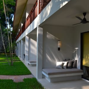 Paradise Beach Resort in Ko Samui: Premium Deluxe | Outdoor