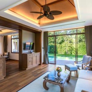 Santiburi Koh Samui à Ko Samui: Grand Deluxe Pool Villa