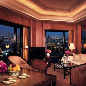 The Peninsula Bangkok: Grand Deluxe Suite