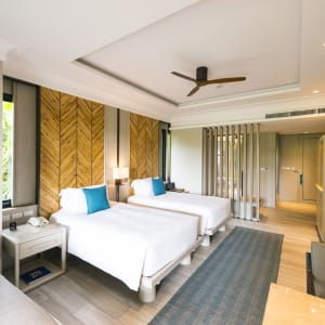 Layana Resort & Spa in Ko Lanta: Grand Garden Pavilion | Bedroom