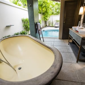 Dewa Phuket: Grand Pool Villa Bathtub