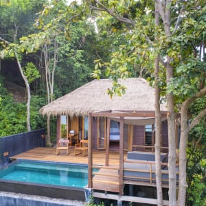 The Haad Tien Beach Resort in Ko Tao: Haadtien Pool Villa