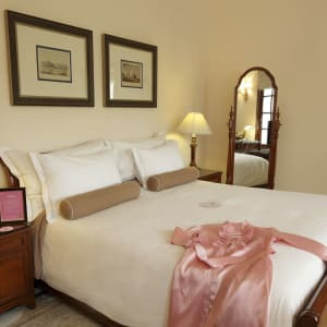 The Imperial in Delhi: Heritage   Eliza room for single lady travellers