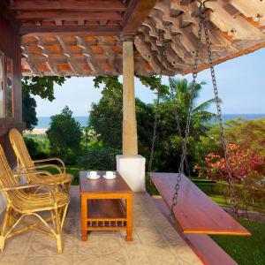 The Travancore Heritage in Kovalam: Heritage Premium | Verandah