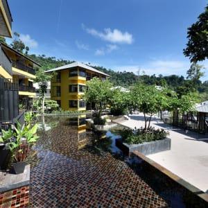 Moracea by Khaolak Resort à Khao Lak: Hibiscus Pool Access Room