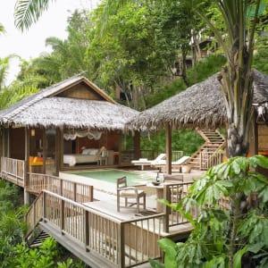 Six Senses Yao Noi in Ko Yao:  Hideaway Pool Villa