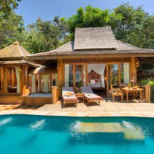 Santhiya Koh Phangan Resort & Spa in Ko Phangan: Hideaway Pool Villa
