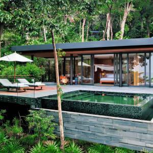 Six Senses Krabey Island à Sihanoukville & Îles: Hideaway Pool Villa Suite