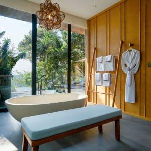 Six Senses Krabey Island à Sihanoukville & Îles: Hideaway Pool Villa Suite | bathroom