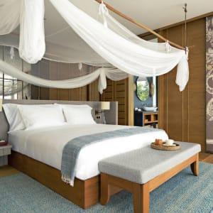 Six Senses Krabey Island à Sihanoukville & Îles: Hideaway Pool Villa Suite | Bedroom