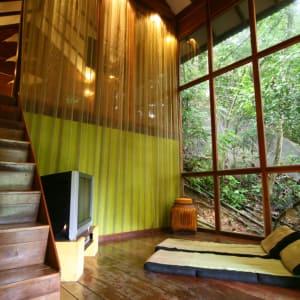 JapaMala Resort in Tioman:  Hillside Sarang