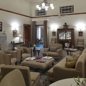Umaid Bhawan Palace in Jodhpur: Historical Suite