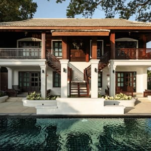 Na Nirand in Chiang Mai: House of Colonial