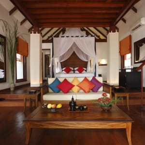 Pristine Lotus Resort in Inle Lake: Inle Lotus Villa | Double Bed