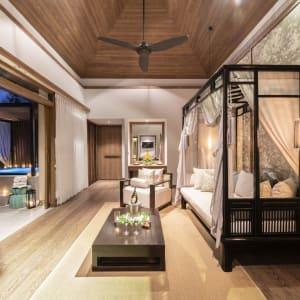 The Sarojin à Khao Lak: Jacuzzi Pool Suite |