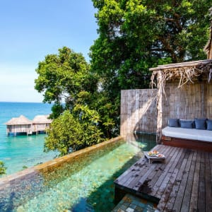 Song Saa Private Island à Sihanoukville & Îles: Jungle 1 Bedroom Villa