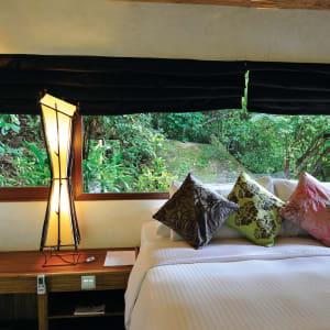 JapaMala Resort in Tioman:  Jungle Sarang | Bedroom
