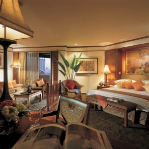 Anantara Riverside Bangkok Resort: Junior Suite