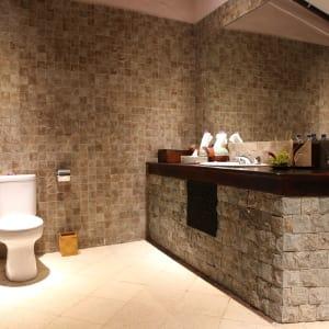 Tugu Lombok: Kampong Lombok Bungalow | Bathroom
