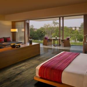 Anantara Chiang Mai Resort: Kasara River View Suite