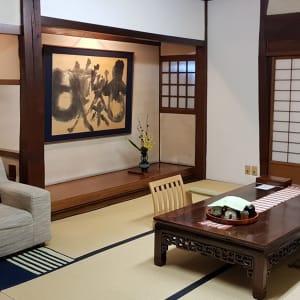 Kurashiki - Japans Traditionen hautnah erleben ab Okayama: room: Kurashiki - Ryokan Kurashiki - Standard Suite Higashi