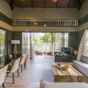 Layana Resort & Spa in Ko Lanta: La Maison - 2 BR Pool Villa