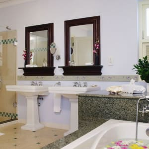 La Veranda Resort in Phu Quoc: La Veranda Ocean View Villa | Bathroom
