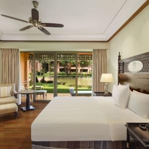 ITC Grand Goa Resort & Spa: Lagoon View